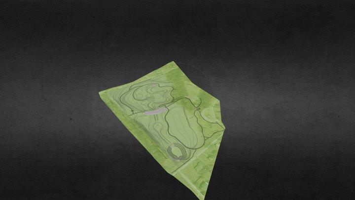 AP Terrain 3D Model