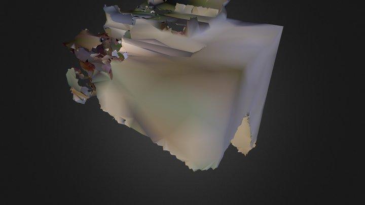chambre low-rez 3D Model