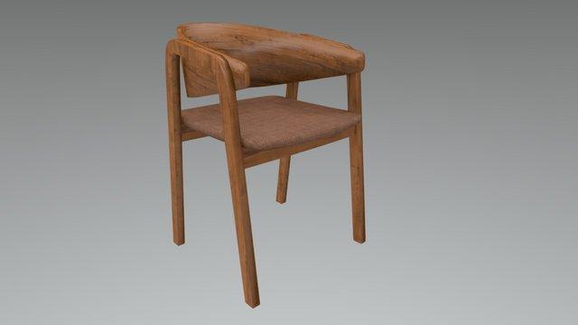 Chair_Texture3 3D Model