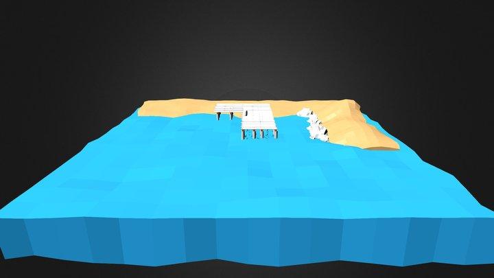 Work in progress 3D Model