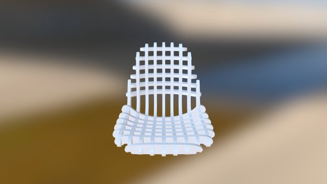 Eames Waffling 3D Model