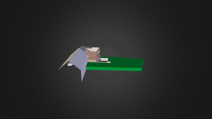 LS 424 ETP Rev A 3D Model