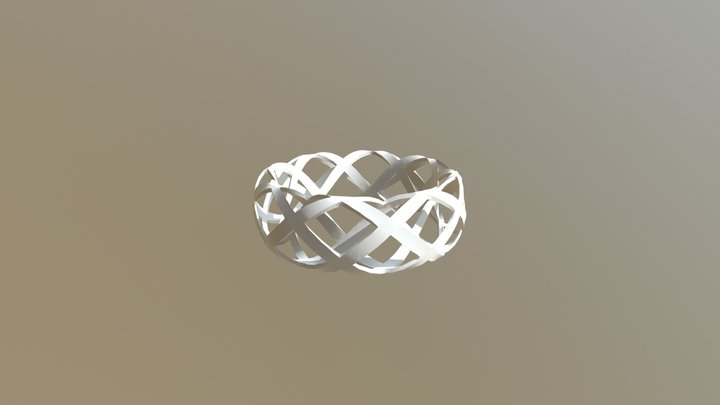 Ring 1 3D Model