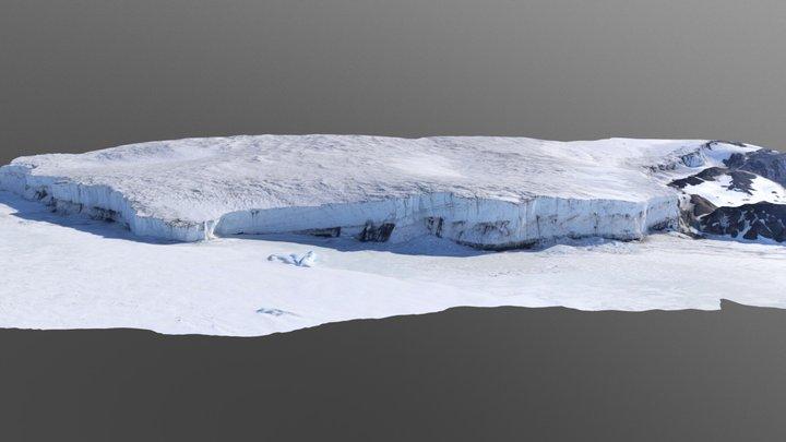 Edmonson Point(south) 3D Model