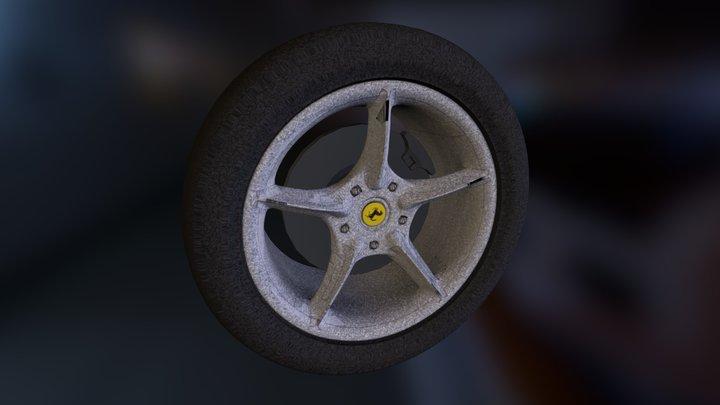 Wheel_Test 3D Model