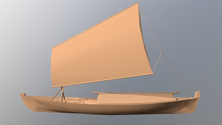 Dsc Balangay 3D Model