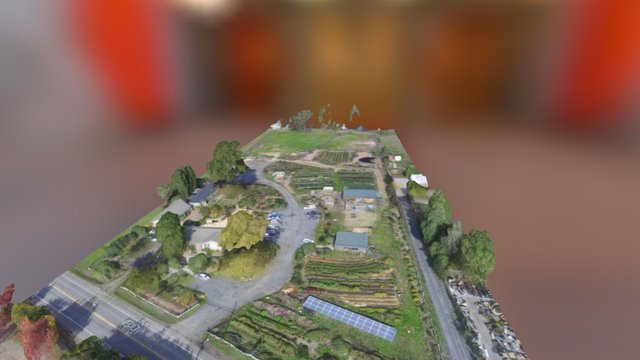 Permaculture Skills Center 3D Model