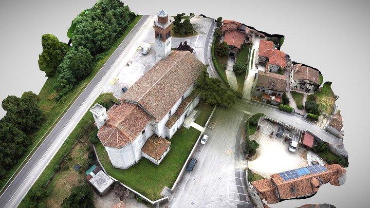 Coltura Chiesa 3D Model