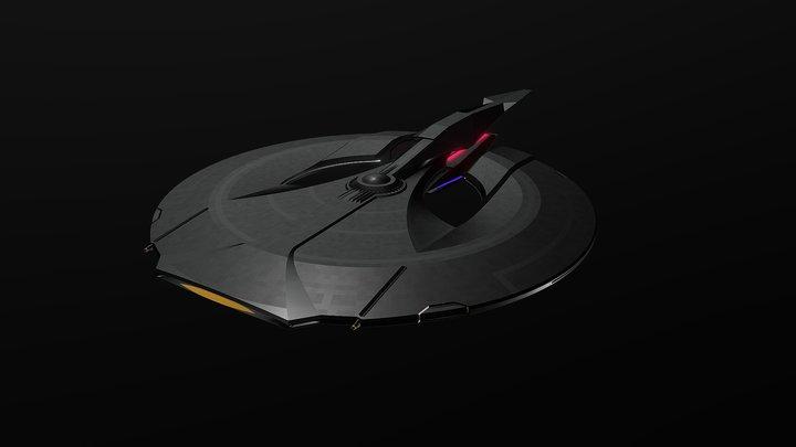 Star Trek - 1431 3D Model