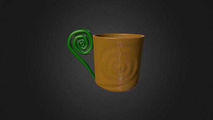 Koru Cup 3D Model
