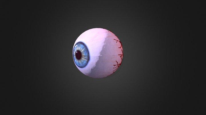 The Eye of Cthuhlu 3D Model
