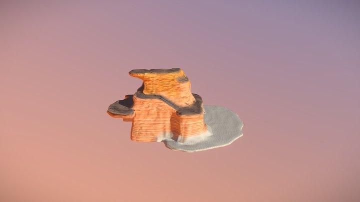 Island LP Final 3D Model
