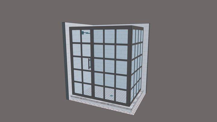 Industrial 3D Model 3D Model