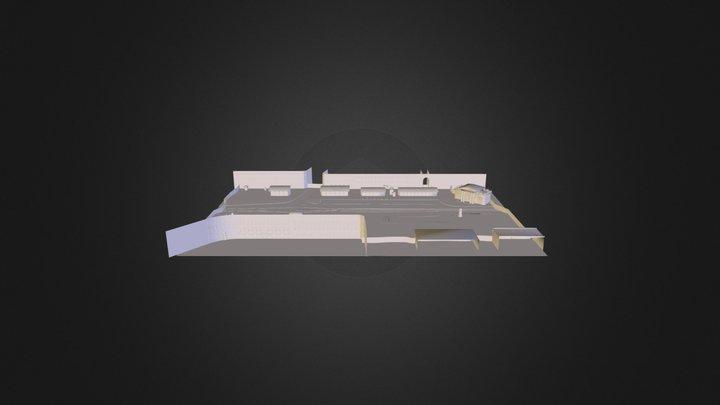 Sennaya 3D Model
