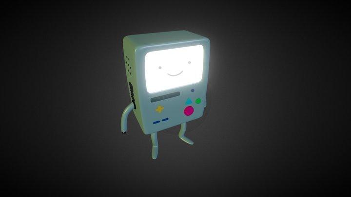 Bemo 3D Model