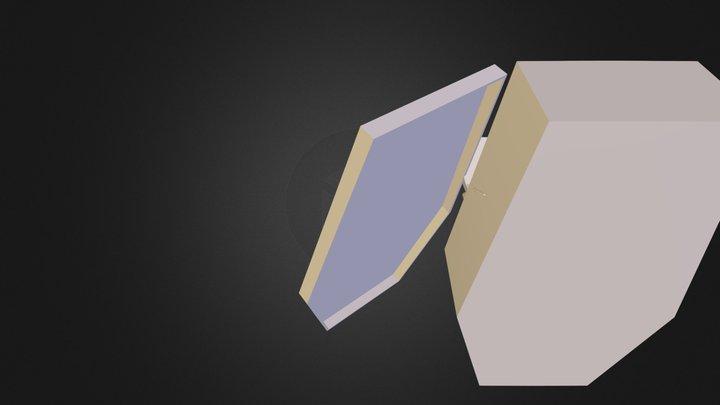 The Vampire's wake up 3D Model
