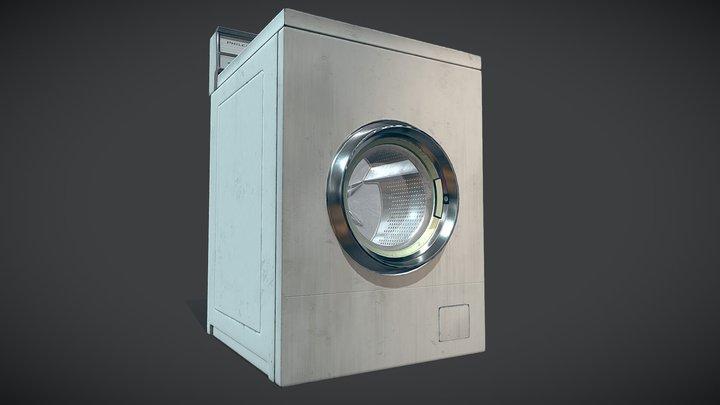 Washing Machine - PHILCO 3D Model