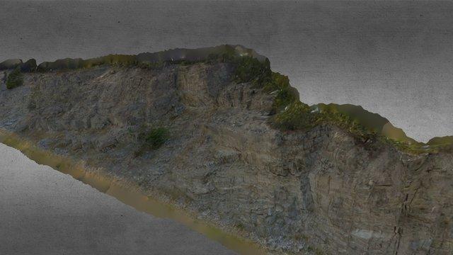 Hwy 93 - Streetview 3D Model