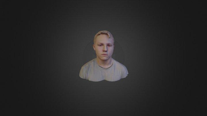 Mason Jones 3D Model