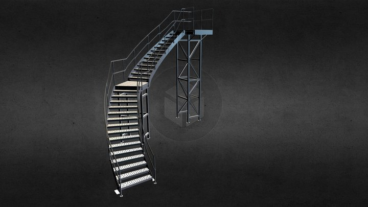 Z-up MDE-00-00 A3 3D Model