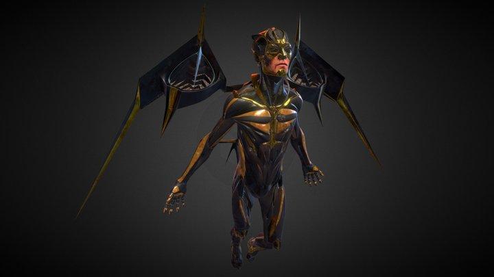 Icarus 3D Model