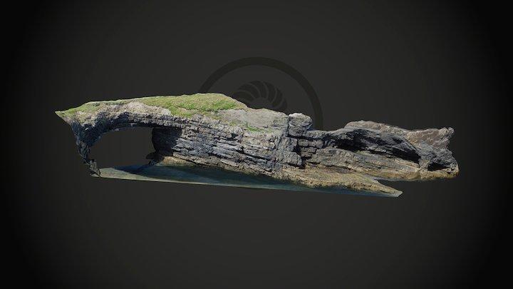 N009: Bridges Of Ross 3D Model