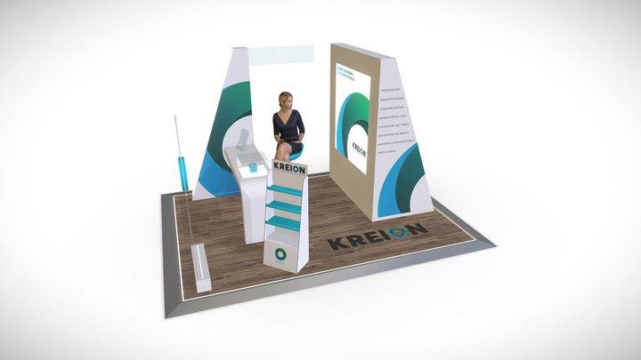 ISOLA PROMO KREION 3D Model