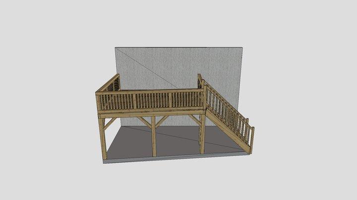 Terasa Žabenska.xml 3D Model