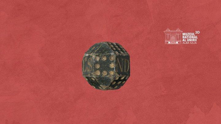 Zar de joc, sec. XVIII, Alba Iulia 3D Model