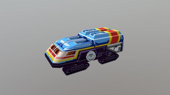 LandChanger3 3D Model