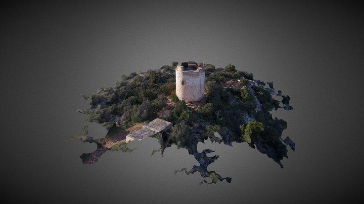 Torre d'Andritxol // 2017 3D Model