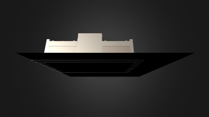 CADhp1 3D Model