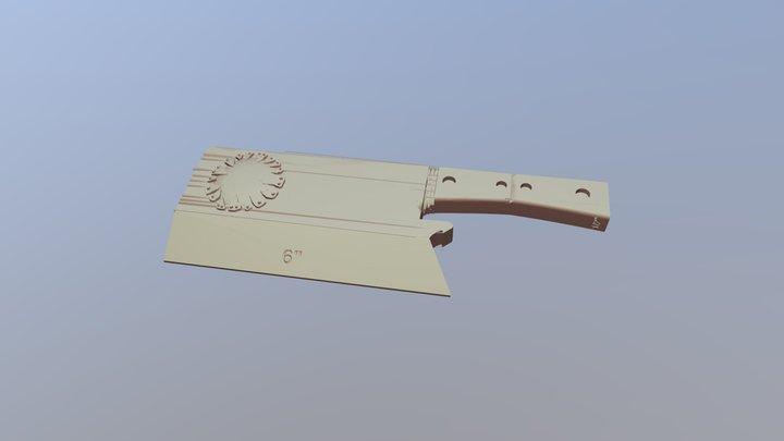 Gutbusters Measuring Gauge 3D Model