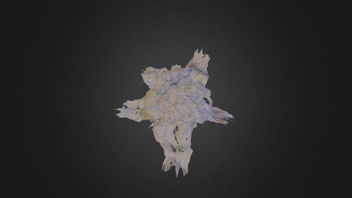 Deku Scrub Complete 3D Model