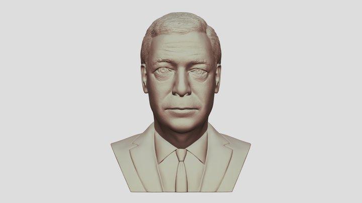Nigel Farage bust for 3D printing 3D Model
