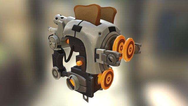 Wildstar Resonator 3D Model