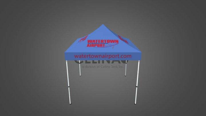 Watertown International Airport-120776 3D Model
