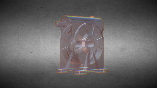 reducteur 3D Model