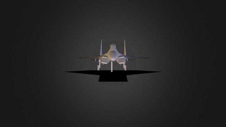 SU30 3D Model