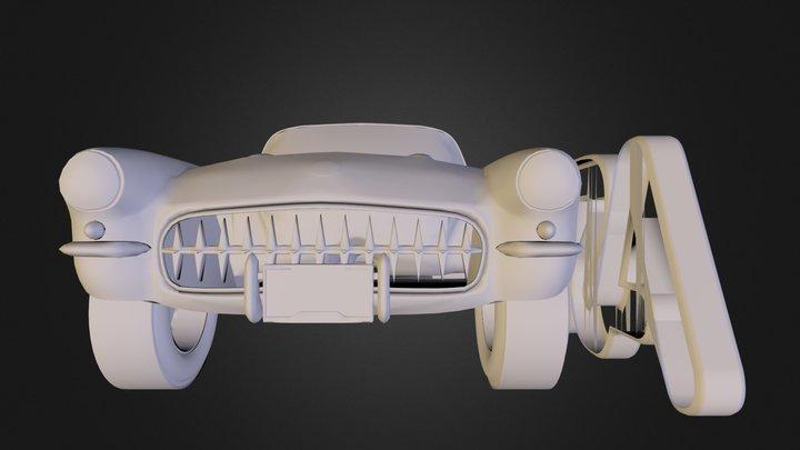 car.obj 3D Model