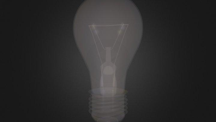 light bulb.obj 3D Model