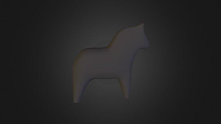 snelhest 3D Model
