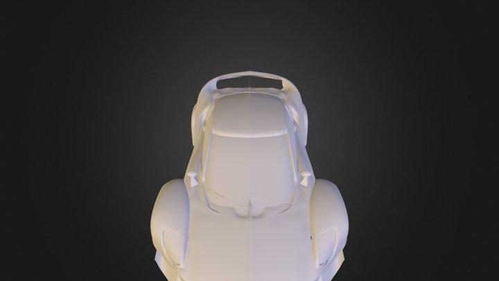 Cobra RX55.obj 3D Model