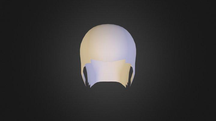 hair_1 3D Model