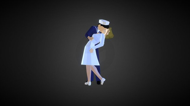 Homecoming Of Heroes: Celebrating VJ-Day 3D Model