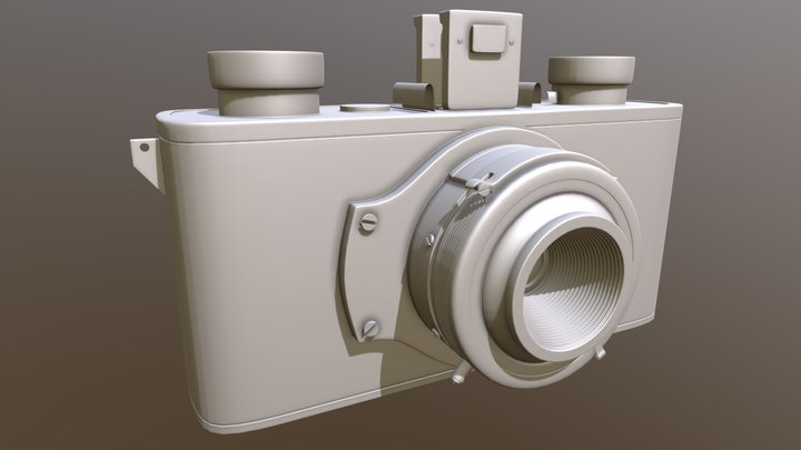 Kodak 35 3D Model