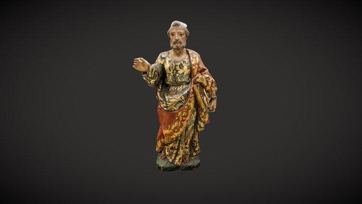 Model of St. Peter 3D Model