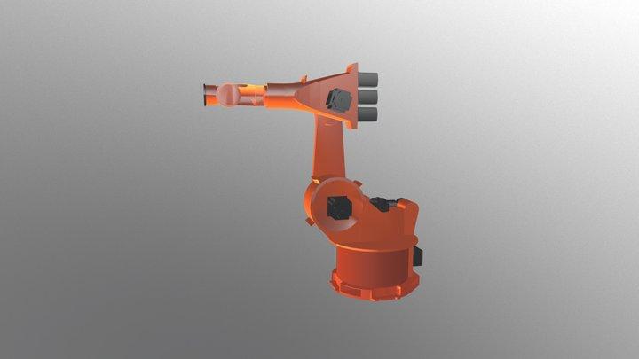 Kr125 3 3D Model