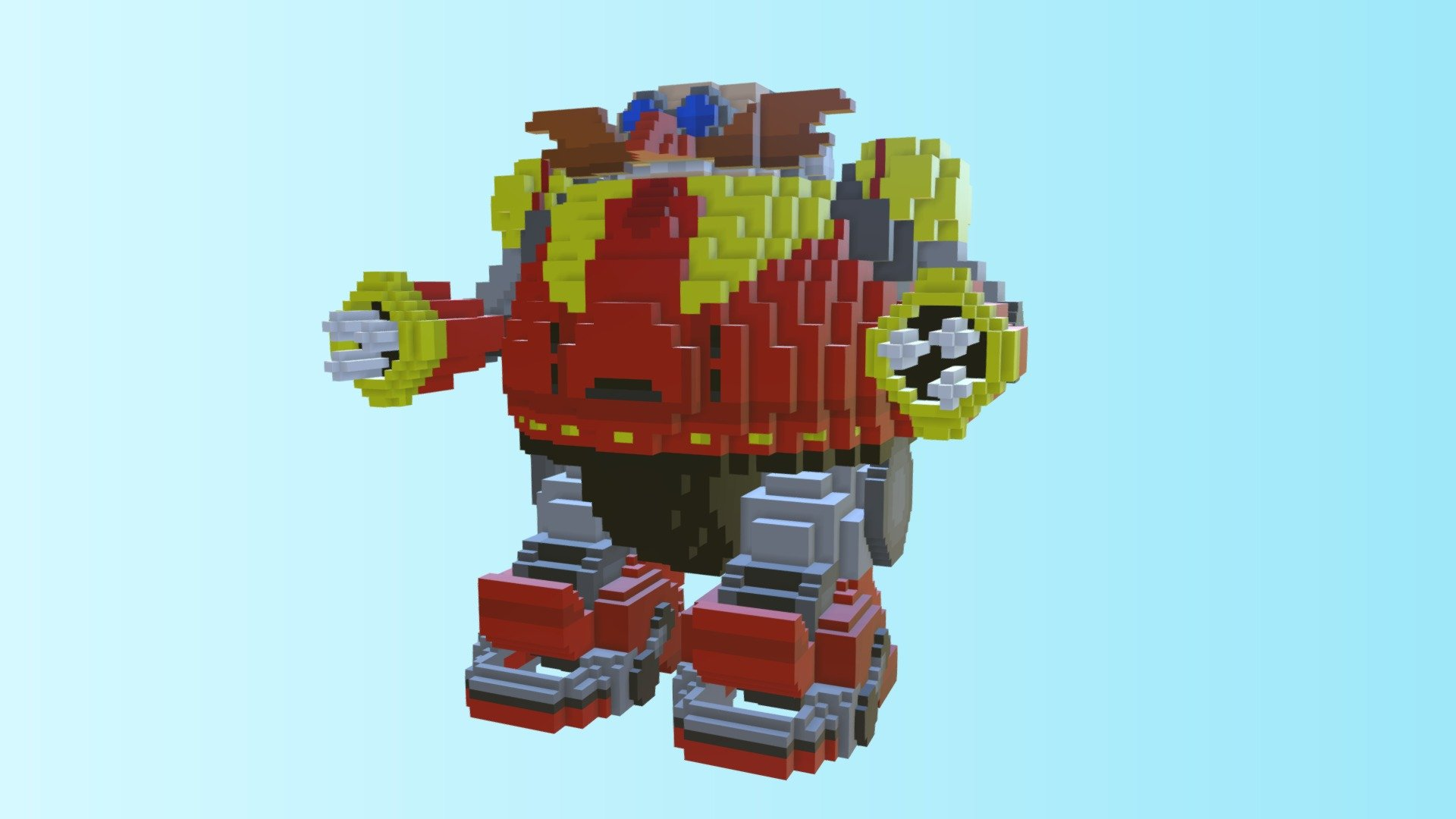 Death Egg Robot Download Free 3d Model By Taranza Codepixel 401a169 Sketchfab