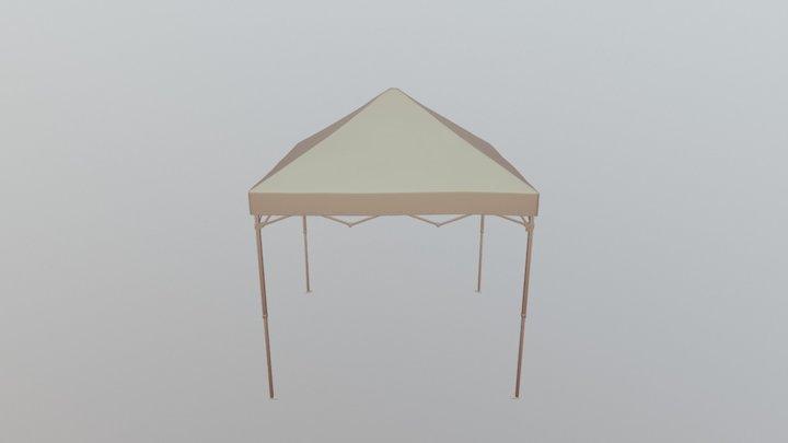 Coleman Gazebo 10X10 3D Model